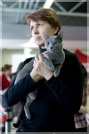 24-25. 03.2012. International Cat Show FIFe, St. Petersburg (Russia)