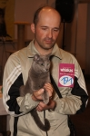 1-2 May 2014. WCF World Cat Show in Irkutsk (Russia)